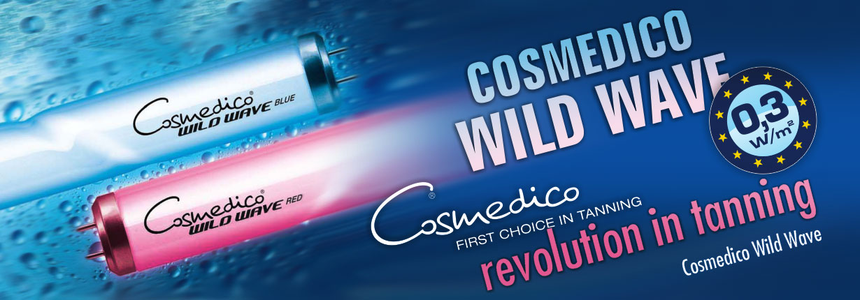 Cosmetico Wild Wave